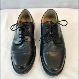 Croft And Barrow Men's Leather Lace Up Dress Shoes